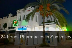 24 hours Pharmacies in Sun valley