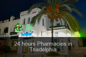 24 hours Pharmacies in Triadelphia