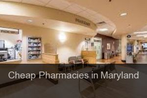 Cheap Pharmacies in Maryland