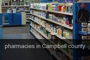 Pharmacies in Campbell county