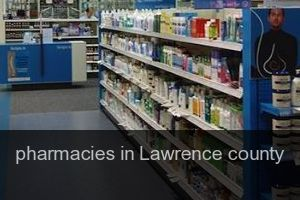 Pharmacies in Lawrence county