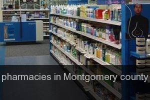 Pharmacies in Montgomery county