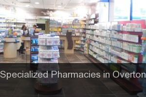 Specialized Pharmacies in Overton