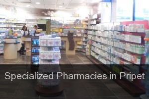 Specialized Pharmacies in Pripet
