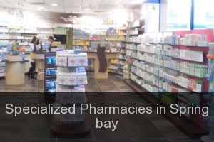 Specialized Pharmacies in Spring bay